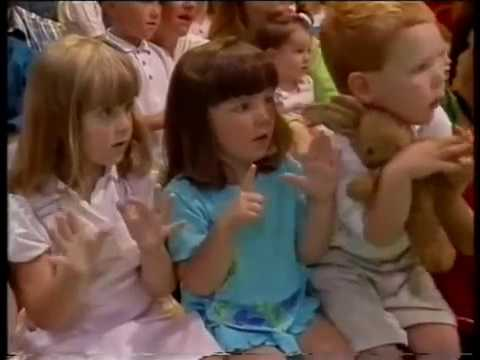 Fun Song Factory Nursery Rhyme Land 1997 -kids