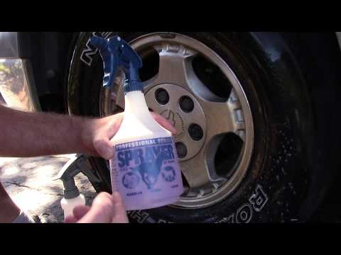 A Great Spray Bottle For Auto Detailing!