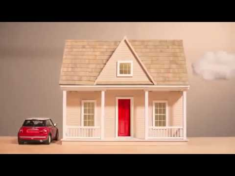 """Stop Motion Animation Commercial   Greater Nevada Credit Union """"Lending"""""""