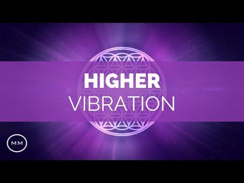 Higher Vibration  Raise Your Frequency  963 Hz, 528 Hz, 432 Hz  Binaural Beats