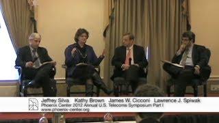 2012 Annual U S Telecoms Symposium Part 1:  Panel Discussion December 6, 2012