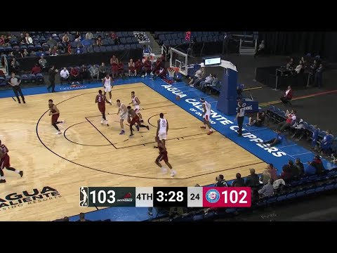 Larry Drew II (21 points) Highlights vs. Agua Caliente Clippers