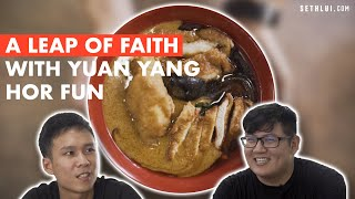 Creating 'Yuan Yang Hor Fun' & Leaving Their Jobs to Sell Street Food: Q Hor Fun