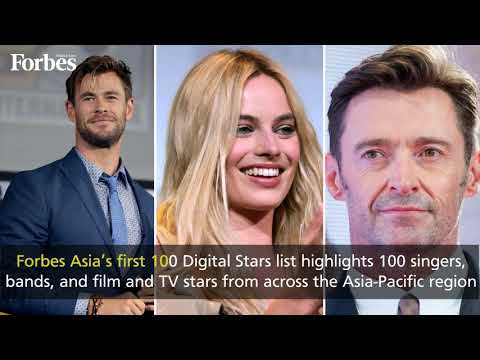 Meet Asia-Pacific's Most Influential Celebrities On Social Media