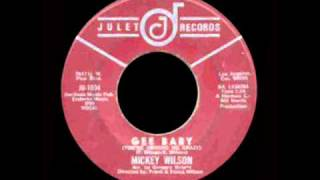Mickey Wilson - Gee Baby (You
