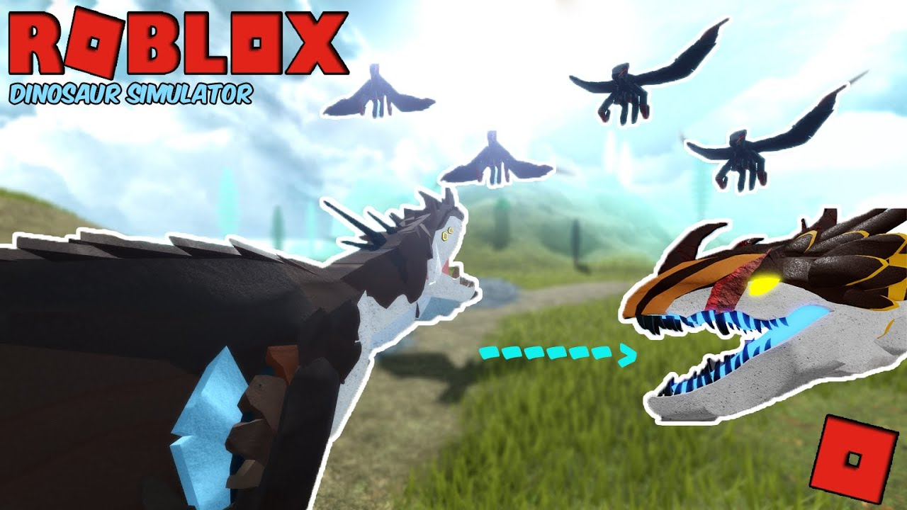 Roblox Dinosaur Simulator New Avi Skin Upcoming Map Update