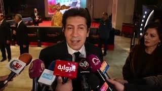 """هاني رمزي يكشف لـ""""البوابة"""" تفاصيل فيلمه الجديد.. وموقفه من """"برامج المقالب"""" في رمضان"""