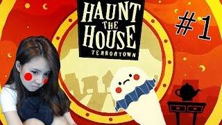 [EP.1]haunt the house terrortown | เจ้ามนุษย์ออกไปซะ! zbing z.