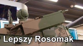 MSPO 2013 - Lepszy Rosomak , kołowy transporter opancerzony #gdziewojsko