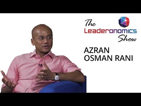 The Leaderonomics Show - Azran Osman Rani, CEO AirAsia X