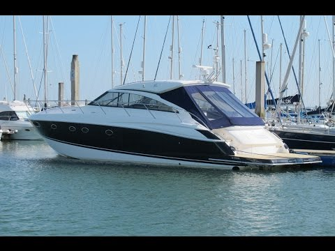 [OFF MARKET] Princess V56 (DASH) - Yacht For Sale - Berthon International Yacht Brokers
