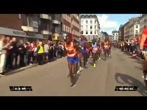 Copenhagen Half Marathon 2017 [Full Race] - Three Men Under