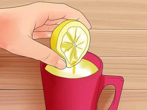 Make Cayenne Pepper Tea