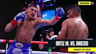 FULL FIGHT | Vergil Ortiz Jr. vs. Antonio Orozco (DAZN REWIND)