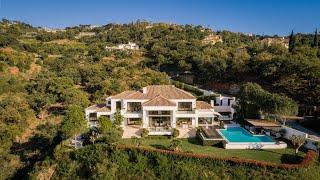 Luxurious Villa Modern Classic Style, La Zagaleta, Marbella, Spain | 6.950.000€