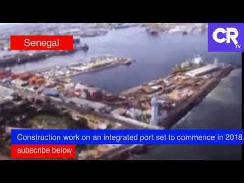 New Integrated Port for Dakar