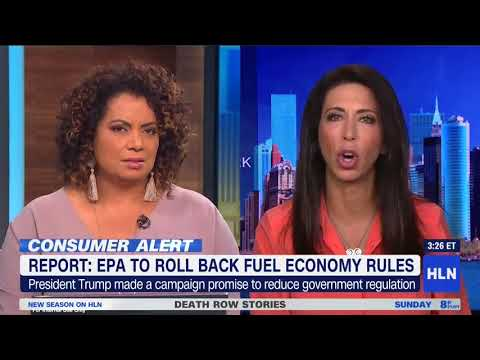 EPA to Roll Back Fuel Economy Rules with Lauren Fix, The Car Coach®