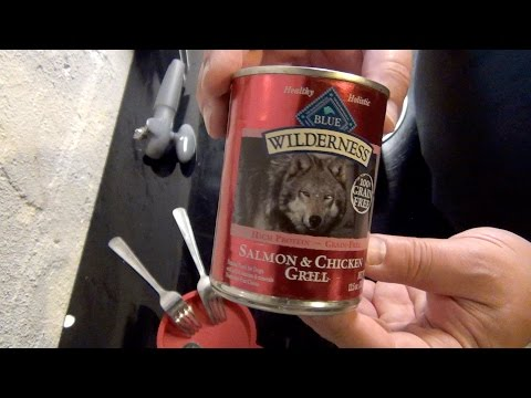 Blue Wilderness - Salmon And Chicken Grill