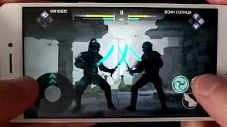 Huawei Honor 6C тест игр | как идут игры на Honor 6C