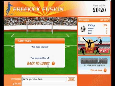Juego Free Kick Fusion - Juega a Free Kick Fusion en
