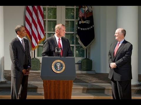 President Obama on Departure of General Jim Jones, National Security Advisor