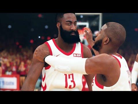JAMES HARDEN - CLUTCH GENE NBA 2K19