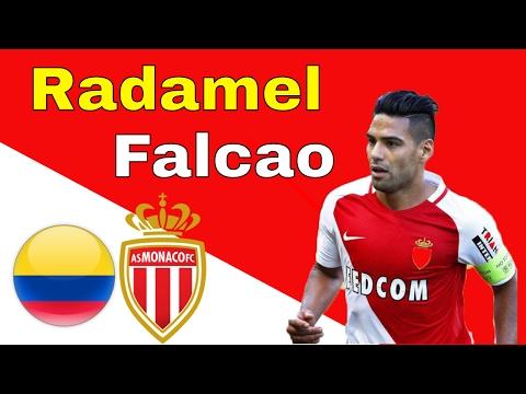 Radamel Falcao - All goals 2016/2017