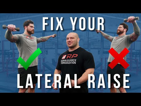 11 Lateral Raise Mistakes and How to Fix Them