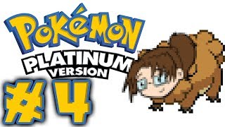 Let's Play: Pokémon Platinum DS! -- Episode 4