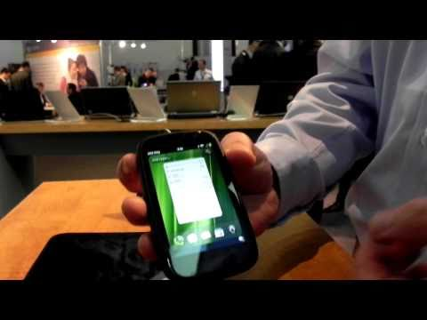 HP Pre 3 Hands-On - Mobilissimo TV