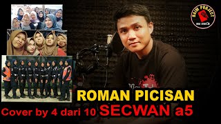 ROMAN PICISAN | COVER BY 4 SECURITY WANITA a5