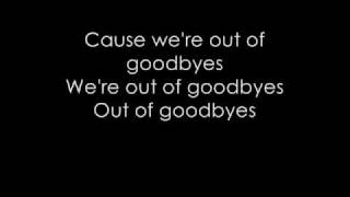 "Maroon 5 - ""Out Of Goodbyes"" Karaoke"