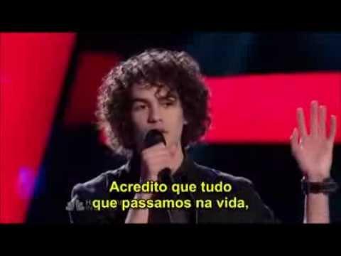 Sam Alves The Voice USA