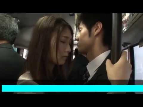 japanese hot model in train