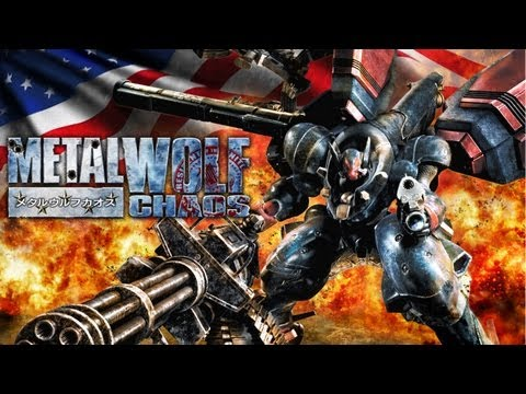 Metal Wolf Chaos - Manly Playthrough, July 4th Special
