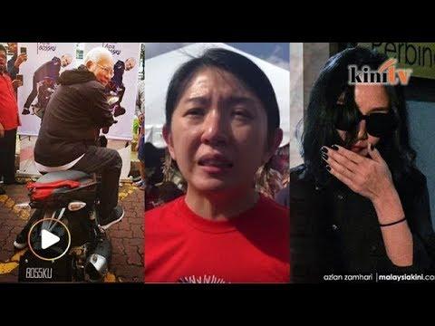 Najib troll menteri potong bawang, Cerita  Altantuya - Najib kembali panas