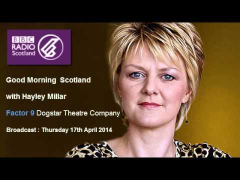 BBC Good Morning Scotland - 17th April 2014