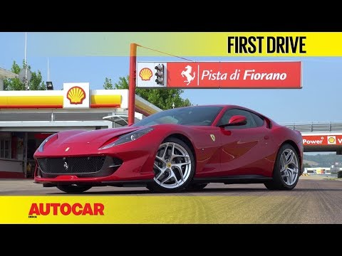 Ferrari 812 Superfast | First Drive | Autocar India