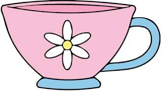 Learn How to draw a Teacup - How to draw funny cartoons