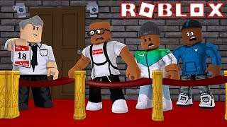 THE 18+ ADULTS ONLY PARTY IN ROBLOX