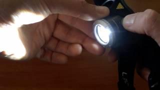 Видео обзор налобного фонаря Led lenser H7R.2(Видео обзор налобного фонаря Led lenser H7R.2, его комплектация, функции. Купить фонарик Led lenser H7R.2 можно здесь ..., 2013-12-24T20:50:12.000Z)