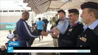 """...سجن """"سواقة"""" الأردني.. برامج لإعادة دمج السجناء في المج"""