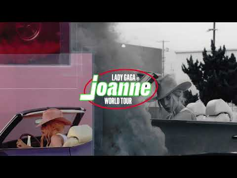 Lady Gaga - Poker Face (Joanne World Tour Studio Version - Instrumental)
