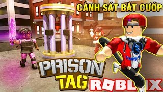 ROBLOX | The Same Game The Police Raiders In Super Or Prison | Prison Tag | Vamy Tran