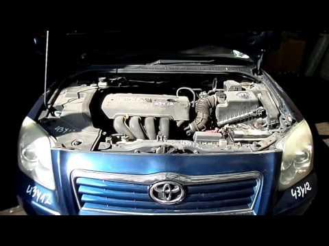 Двигатель 1.8 1ZZ FE toyota avensis 2 (5)