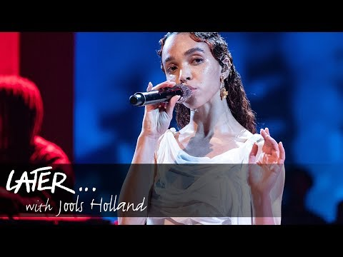 "FKA twigs - ""Cellophane"" & ""Mary Magdalene"" Performance"