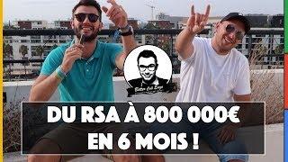 Site de vente en ligne : 0 à 150 000€/mois Interview Entrepreneur