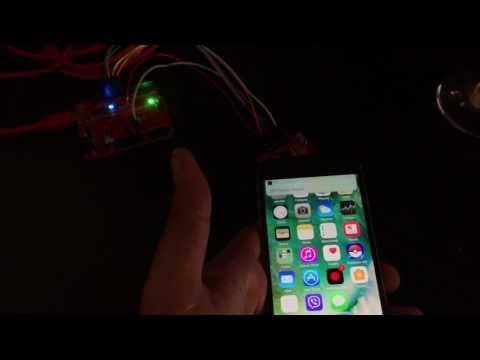 NFC fun on iOS 10