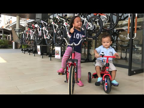 Yeayyy 😍 Zara Beli Sepeda Baru 😘 The London Taxi Bicycle