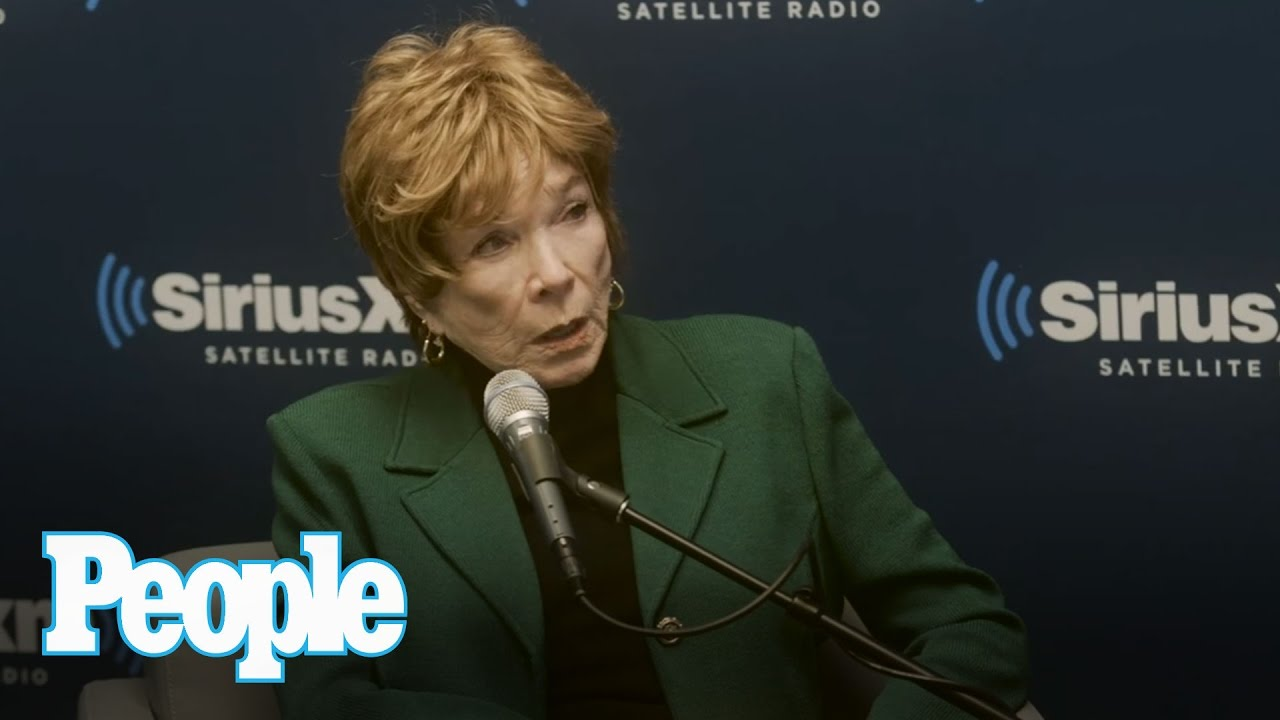 Shirley MacLaine on why an open marriage is the only way to go   The Jess Cagle Interview   People
